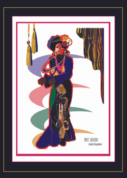 Skat-Sarah Vaughan-Newport Jazz Fest