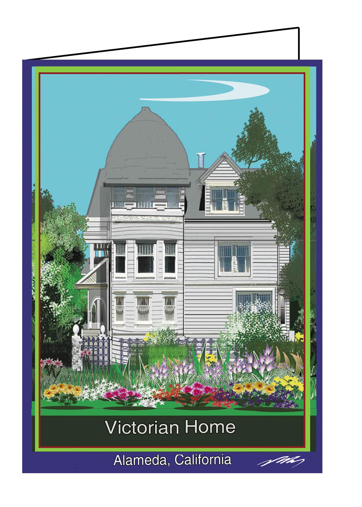Alameda Victorian (Central Avenue 2)