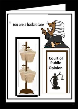 A Basket Case-Expression Card