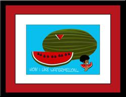 I Like Watermelon