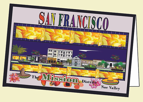 SF Mission and Noe Valley Distrct