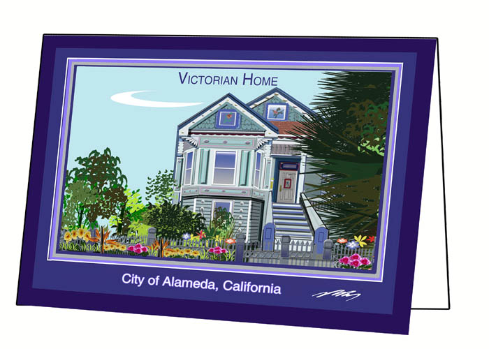 Alameda Victorian (Lincoln Avenue)