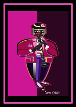 Clarinet Player-Classy