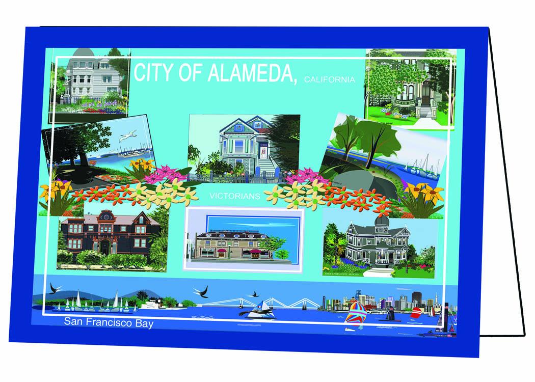 City of Alameda Card