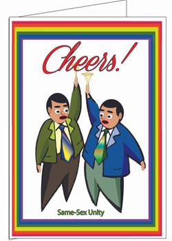 Cheers- Unity Card