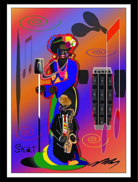 New Skat Card