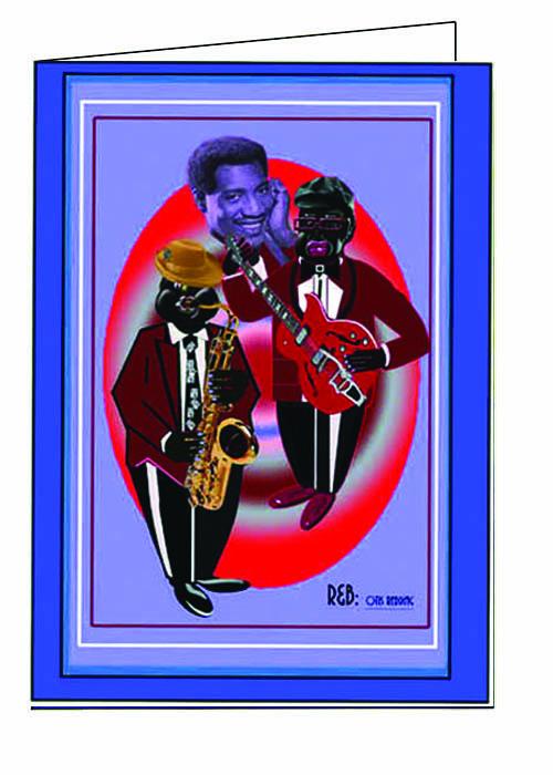 Soul/R&B Artist-Otis Redding