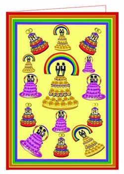 Multi-Marriage Wedding Cakes