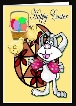 Happy Easter Bunny II