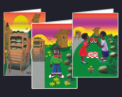 The Watermelon  Series Cards