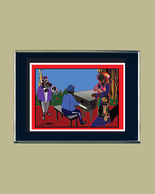 The Jazz Ensemble- Newport Jazz Fest
