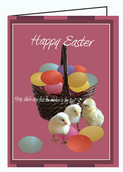 Which /came First Easter