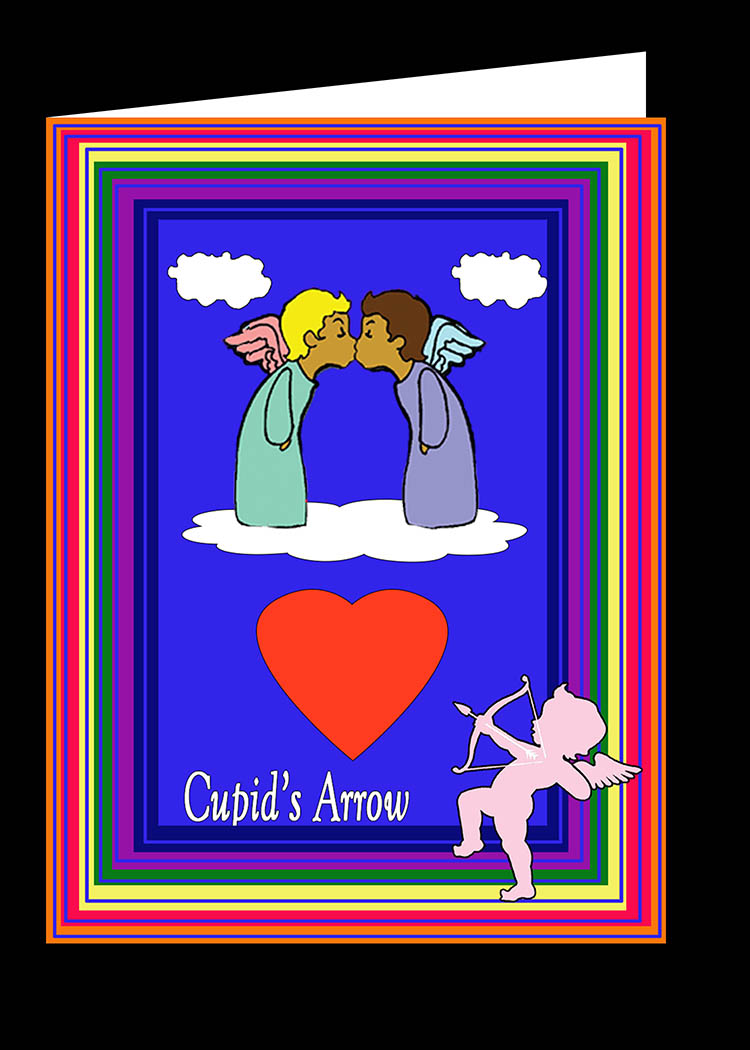 Cupid's Arrow Card