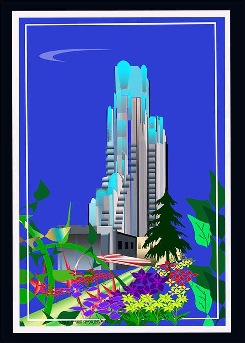 SF Marriott Hotel