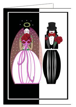 Female Brides Card