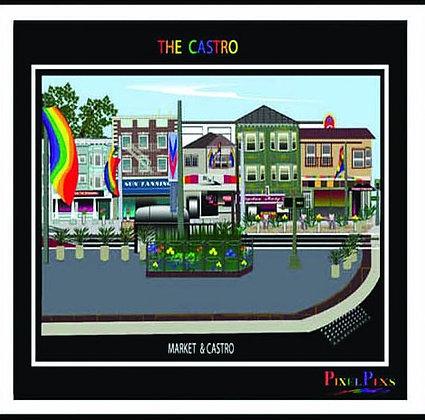 Market & Castro Streets