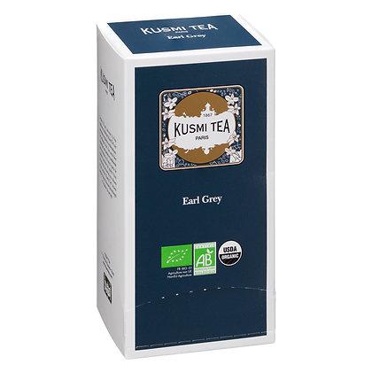 Kusmi Tea Paris, EARL GREY BIO, 25 Teebeutel