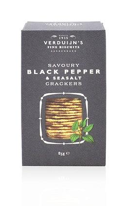 Crackers Pfeffer & Meersalz 85g