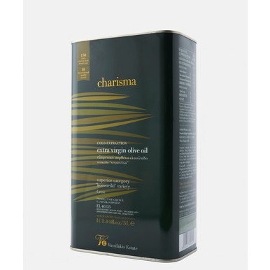 Charisma, extra natives Olivenöl, 5 L