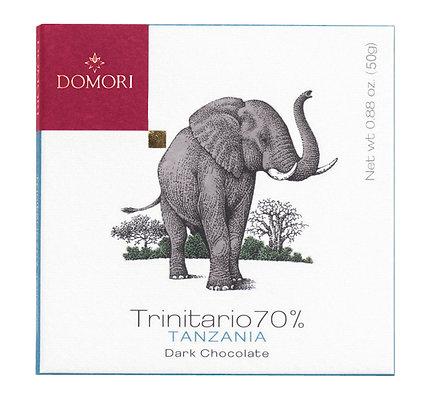 Trinitario 70 % Tanzania