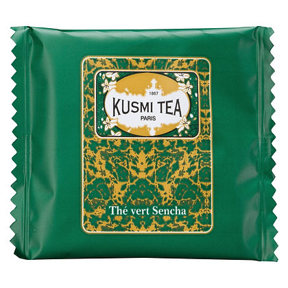 Kopie von Kusmi Tea Paris, THE VERT SENCHA, 1 Teebeutel