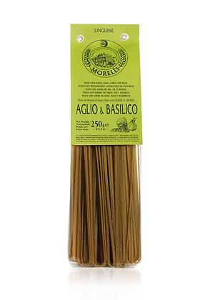 Linguine Knoblauch & Basilikum 250 g
