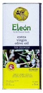 ELEON extra natives Olivenöl, 5 L