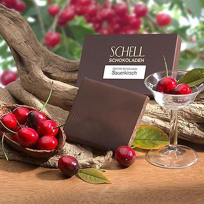 Schell Sauerkirschbrand, 100 g