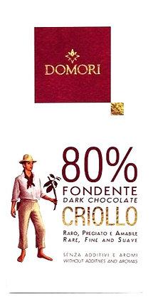 Domori Criollo 80%