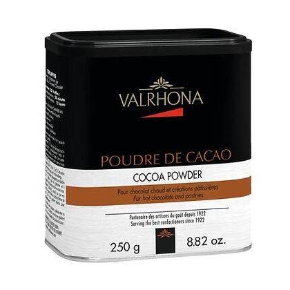 Valrhona 100%iges Kakaopulver, 250g