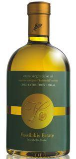 Griechisches Olivenöl Vassilakis Estate Kreta