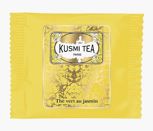 Kusmi Tea Paris, Grüner Tee mit JASMIN BIO, 1 Teebeutel