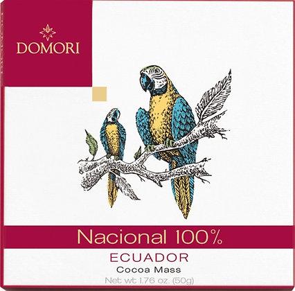 Cacao Nacional Ecuador Arriba 100 %