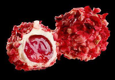 Cranberry Trüffel, Haselnuss Trüffel, Pralinen Lettland, Nelleulla, Feige Trüffel, Pistazie Trüffel, Erdbeer Trüffel