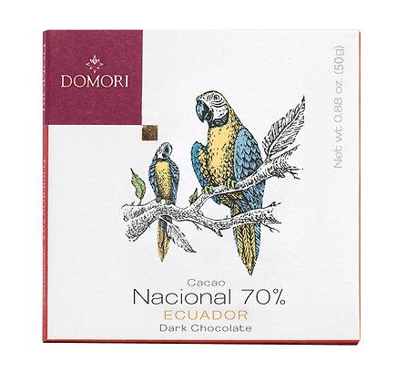 Nacional 70 % Ecuador