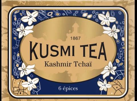 Kusmi Tea Paris, Kashmir Tchai , 1 Teebeutel