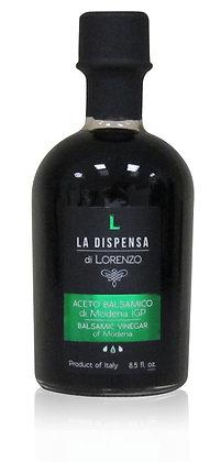 Balsamico Essig Lorenzo grün (1,13) 3J 250 ml