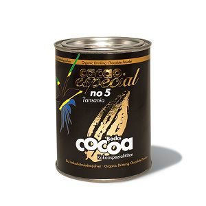 Becks Cocoa 60% 250g