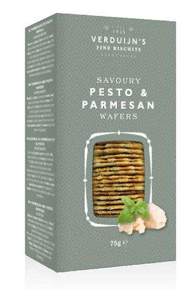 Waffeln mit Parmesan und basilikum (Vintage) 75g