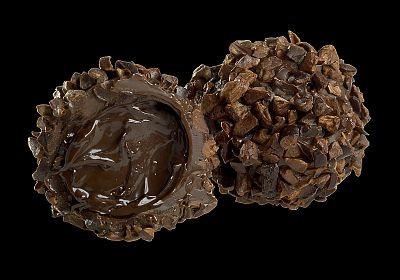 Zartbitter Trüffel, Haselnuss Trüffel, Pralinen Lettland, Nelleulla, Feige Trüffel, Pistazie Trüffel, Erdbeer Trüffel