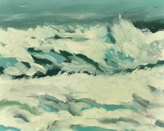 Winter Sea, Lobster Cove