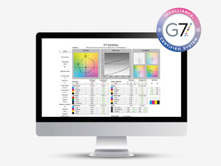 ISO 12647 provides print colour management you can trust.