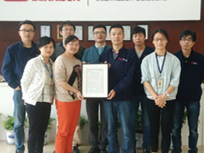 July Printer of the Month: Avery Dennison Suzhou, China