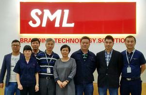 Printer Spotlight on: SML Shanghai