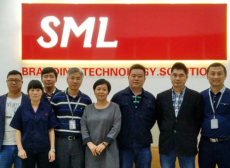 Printer Spotlight on: SML Shanghai