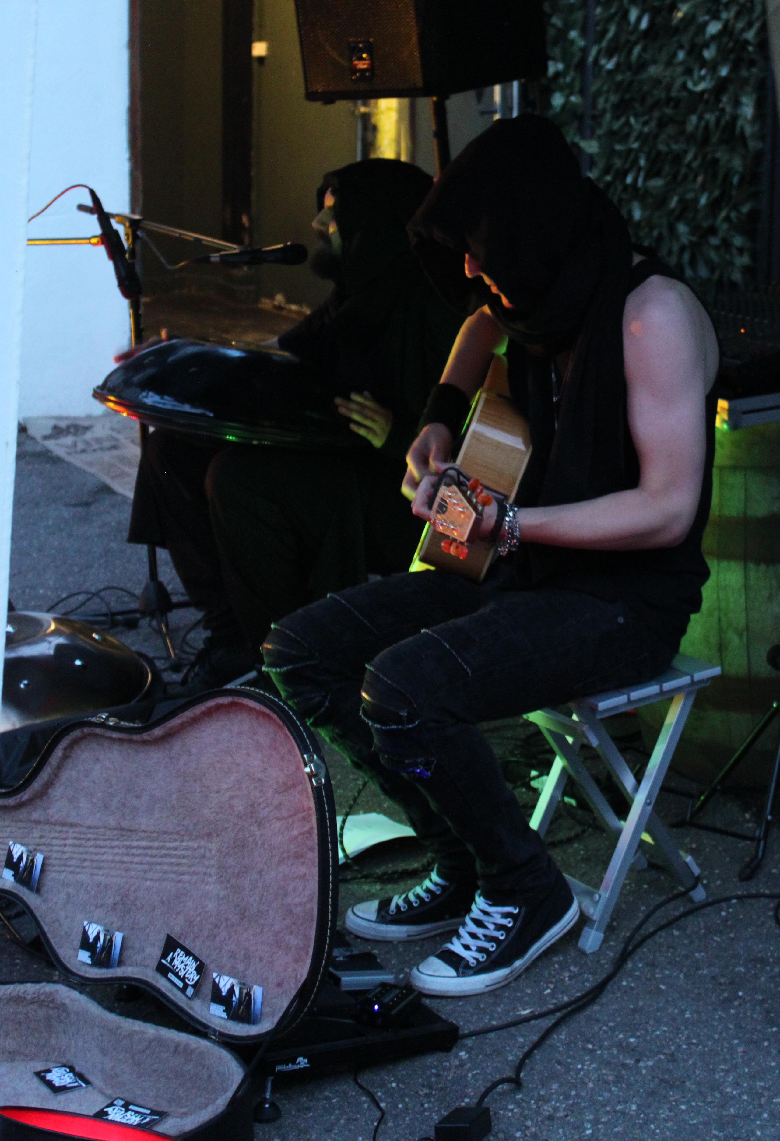 Handpan und Gitarre - Gerber Eck