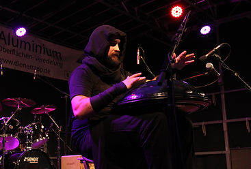 Remain a Mystery   About   Music   Music   Duo   Live   Handpan and Guitar   Handpan und Gitarre