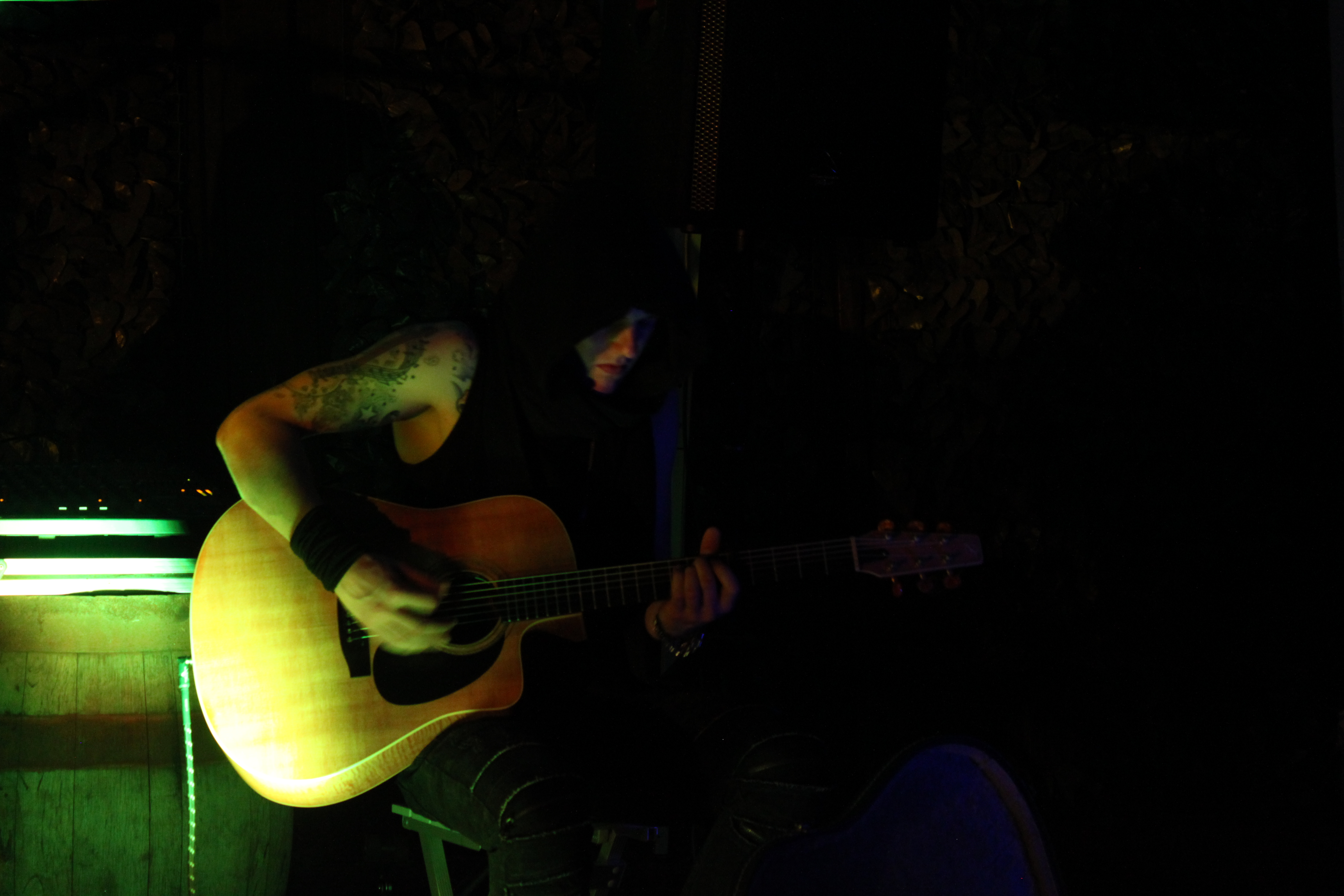 Gitarre Matthias