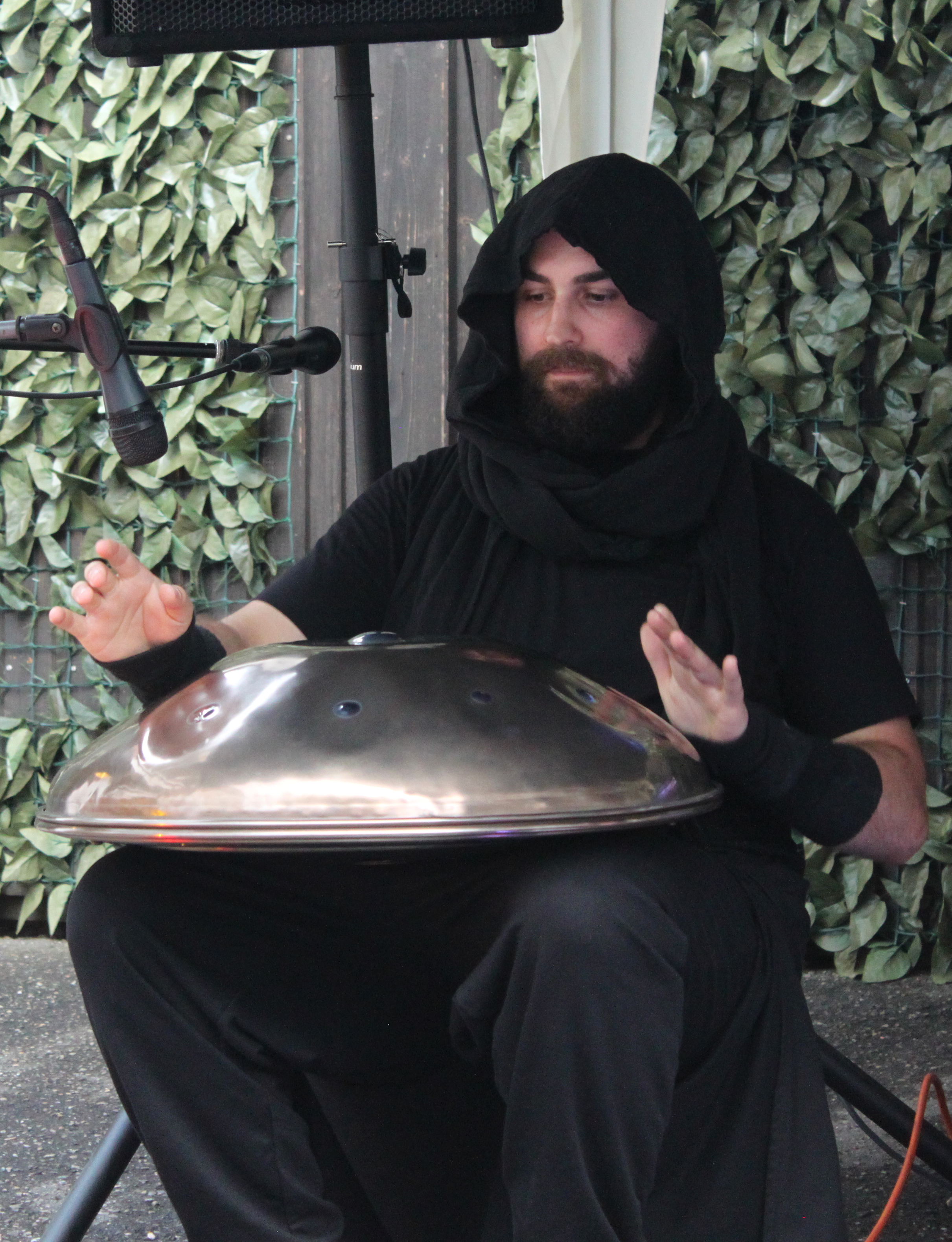 Remain a Mystery - Handpan
