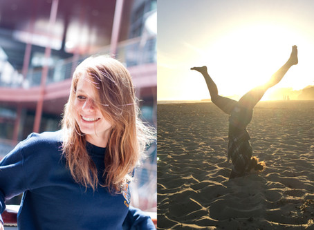 Protein Modelling and Yoga? - Meet Brooke!